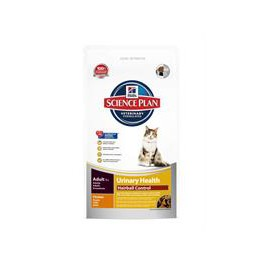 SCIENCE PLAN Feline Adult Urinary Health Hairball Control Poulet