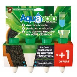 Aquasolo 20cl x4