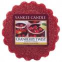 TARTELETTE COCKTAIL DE CANNEBERGE / CRANBERRY TWIST