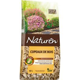 Copeaux Bois Naturels 40l Jardinerie Marius Ferrat
