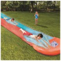Bestway Double slide tapis glissant