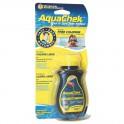 Bandelettes AquaChek Jaune : taux de chlore