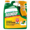 RoundUp Desherbant Cours,Allees 3L