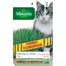 GRAINES HERBE A CHAT