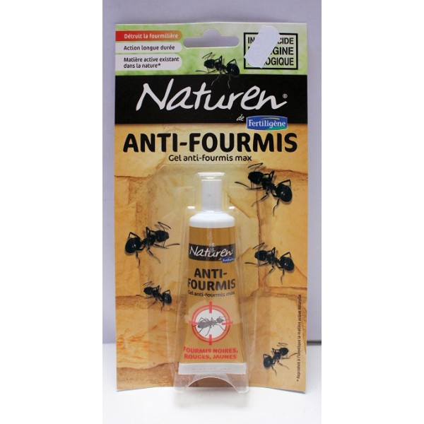 naturen anti fourmis gel. Black Bedroom Furniture Sets. Home Design Ideas