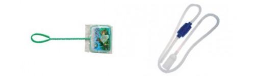Accessoires et aquariums